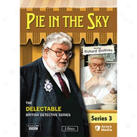 Pie In The Sky Series 3 Dvd