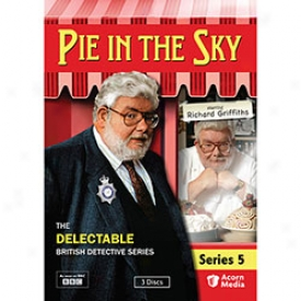 Pie In The Sky Series 5 Dvd