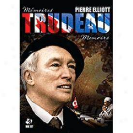 Pierre Elliot Trudeau Memoirs Dvd