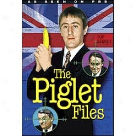 Piglet Files Series 1 Dvd
