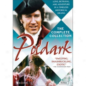 Poldark The Complete Collection Dvd