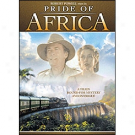 Pride Of Africa Dvd