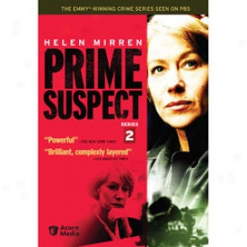 Prime Suspect Series 2 Dvd
