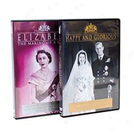 Queen Elizabeth Ii Collection Dvd