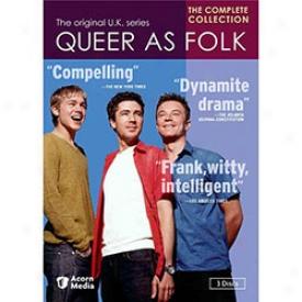Queer As Folk Complete Series