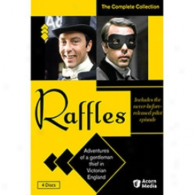 Raffles Complete Collcetion Dvd
