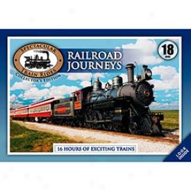 Railroad Journeys Dvd