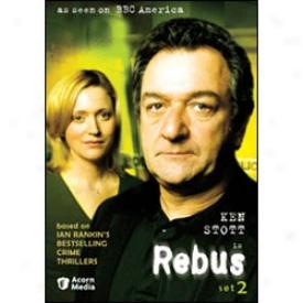 Rebus Set 2 Dvd