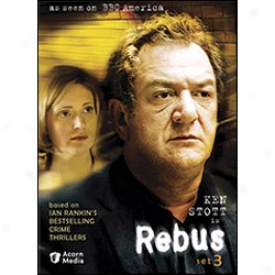 Rebus Set 3 Dvd