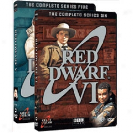 Red Dwarf Series V & Vi Dvd