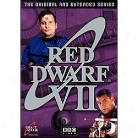 Red Dwarf Series Vii Dvd