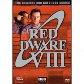 Red Dwarf Seriies Viii Dvd