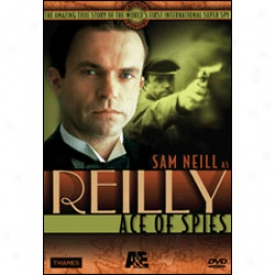 Reilly The Ace Of Spies Dvd