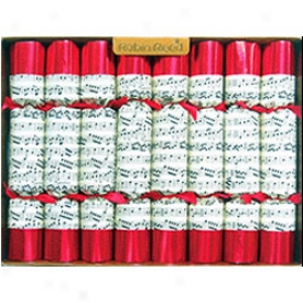 Robin Reed Concerto Christmas Crackers 8 Pack