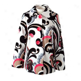 Romanza Oscillate Coat Large