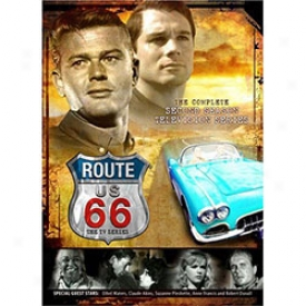 Route 66 The Complete Second Be ~ed Dvd