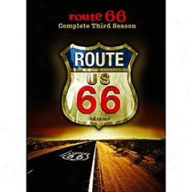 Route 66 The Complete Third Season Dvd