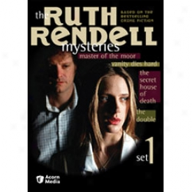 Ruth Rendell Mysteries Set 1 Dvd