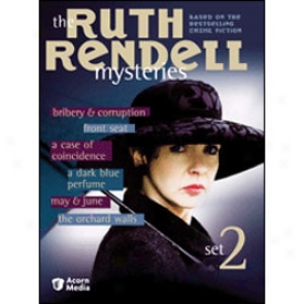 Ruth Rendell Mydteries Set 2 Dvd