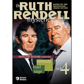 Ruth Rrndell Mysteries Set 4 Dvd
