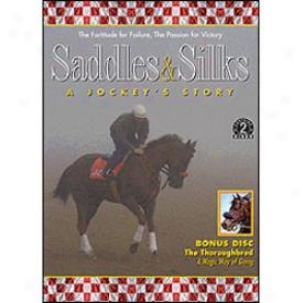 Saddles & Silks A Jockey's Story Dvd