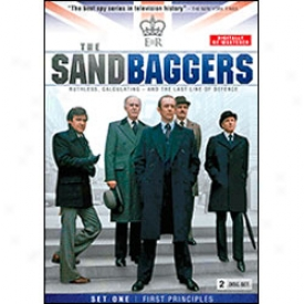Sandbaggers First Principlds Set Dvd