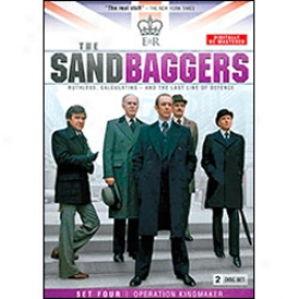 Sandbaggers Movement Kingmaker Set Dvd
