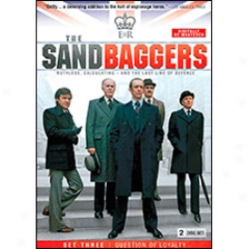 Sandbaggers Question Of oLyalty Set Dvd