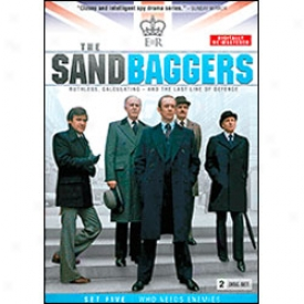 Sandbaggers Who Need Enemies Set Dvd