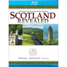 Scotland Revealed Dvd Or Blu-ray