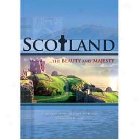 Scotland The Beauty And Majesty Dvd