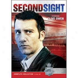 Second Sight Dvd