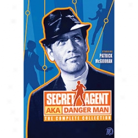 Secret Agent Aka Danger Man The Complete Collection Dvd