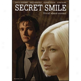 Secrrt Smile Dvd