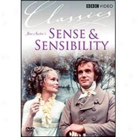 Sense And Sensibility (1971) Dvd