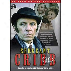 Sergeant Cribb Horizontal Witness Dvd