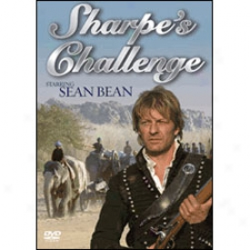 Sharpe's Challenge Dvd Or Bluray