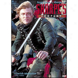 Sharpe's Company Dvd