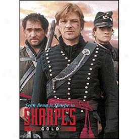 Sharpe's Gold Dvd