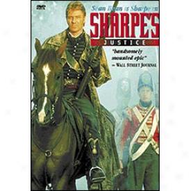 Sharpe's Justice Dvd