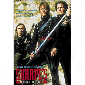 Sharpe's Regiment Dvd
