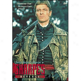 Sharpe's Retaliation Dvd