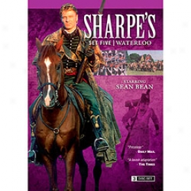 Sharpe's Contrive Five Waterloo Dvd