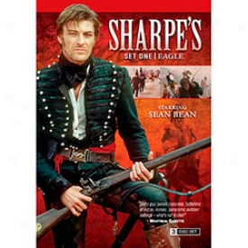 Sharpe's Set One Eagle Dvd