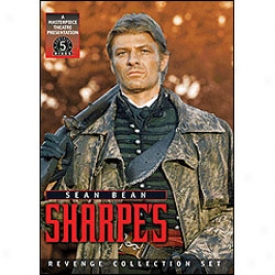 Sharpe's Set Revenge Dvd