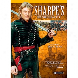Sharpe's Set Trhee Battle Dvd