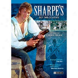 Sharpe's Set Two Enemy Dvd