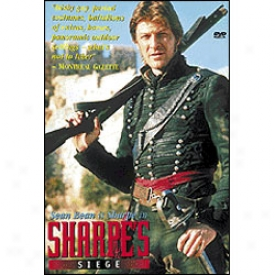 Sharpe's Siege Dvd