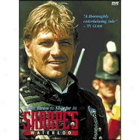 Sharpe's Waterloo Dvd