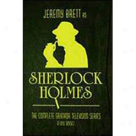Sherlock Holmes The Complete Granada Teleivsion Serise Dvd